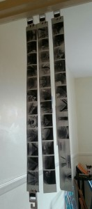 Film drying