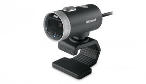 Microsoft Lifecam Cinema HD, as sold