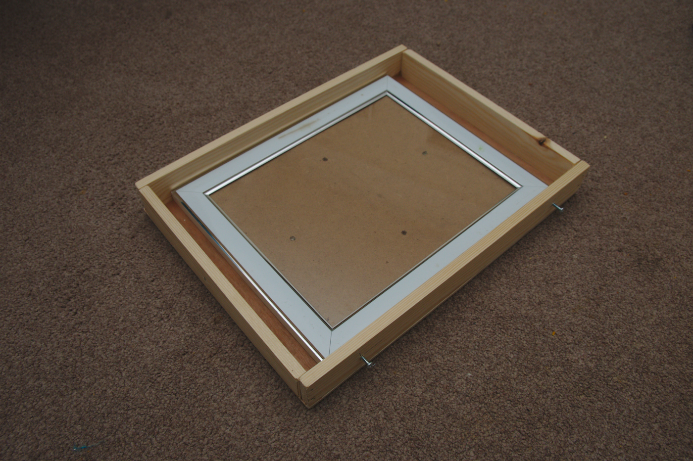 The light box base