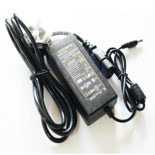 Mains PSU for the LED strip able to supply 12 volt at 5 amp